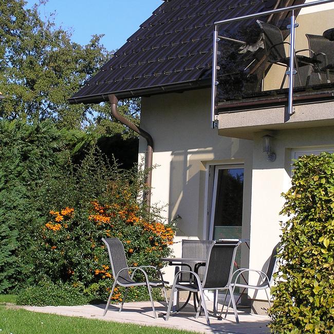 Ferienwohnung Haus Vincent Zinnowitz